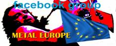 METAL EUROPE facebook group
